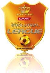 Presentation  PES League 2006/2007 Logo_pesleague