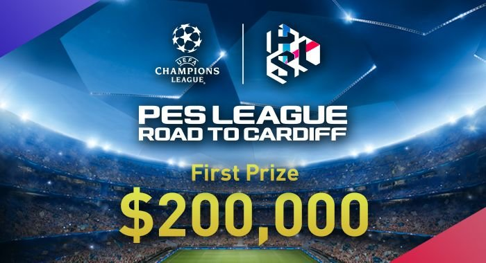 PES League 2016 / 17 now open