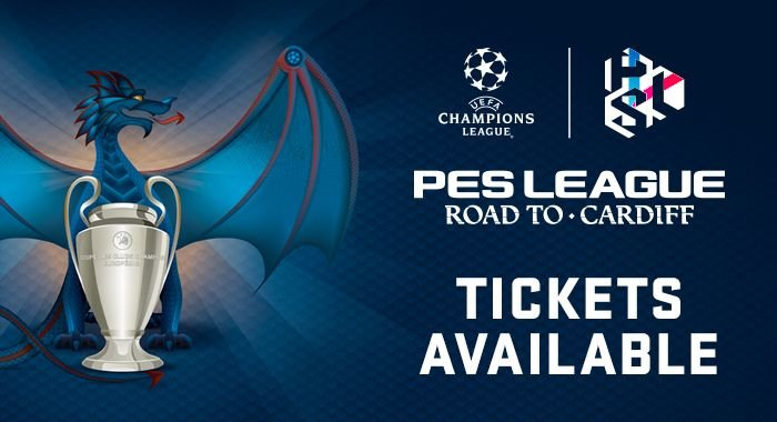 PES World Final – Tickets now available