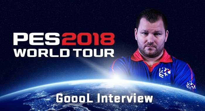 PES 2018 World Tour Interview - GoooL